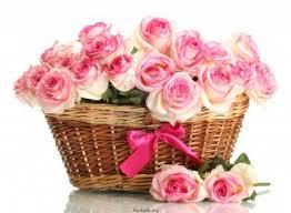 یک سبد گل برای شما